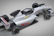 Euroformula Open introduceert nieuwe formule 3 wagen