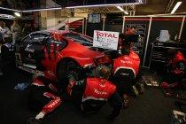 Newsflash: 24H Zolder: Audi dient versnellingsbak te wisselen - Belgium Racing aan de leiding (Update)