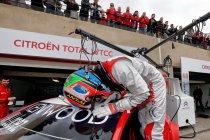 Le Castellet: Lopez (hoofdrace) en Huff (openingsrace) op pole, Coronel lukt 4de tijd.