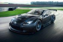 Lexus RC F GT3 naar GT Open