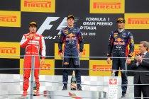 Monza: Vettel wint makkelijk droge race