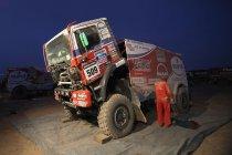Rustdag: Tussenstand Trucks kleurt oranje
