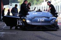 24H Spa: Australische Lamborghini geeft forfait
