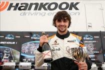 Benelux Open Races: Kevin Caprasse wint zijn tweede Hankook Qualifying Trophy