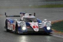 """""""Klein wonder als Kazuki Nakajima in Le Mans start"""""""