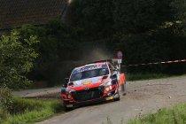 WRC: Thierry Neuville voert coup van Hyundai aan