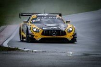 Hungaroring: AKKA ASP Mercedes wint uitgeregende Race 2