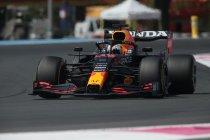 GP Frankrijk: Verstappen blaast tegenstand weg in FP3