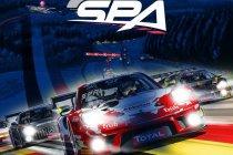 Tweede poster van 24 Hours of Spa vrijgegeven