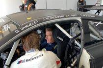 Thierry Boutsen terug achter het stuur van een racewagen