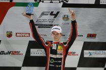 Gulf 12H: Weerts wint eerste race F4!