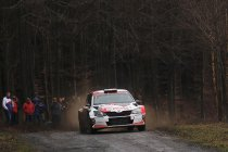 Spa Rally: Cherain en Princen strijden voor de leiding