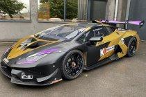 Boutsen Ginion Racing naar Lamborghini Super Trofeo