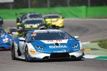 Monza: Top tien voor Lagrange - zege voor Van Deyzen in de Lamborghini Cup