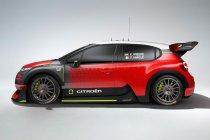 Citroën stelt concept WRC '17 voor