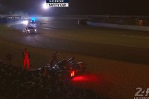 Newsflash: SMP proto (derde) crasht uit de race (+ Video's)