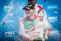 Motegi: Norbert Michelisz wint voortijdig gestopte hoofdrace
