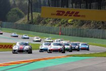 Porsche Carrera Cup France opnieuw in voorprogramma 6H of Spa