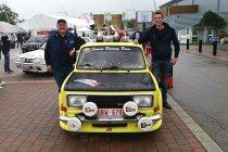 Jens Vanoverschelde en Pablo Cracco winnen de Rally van de Vogezen