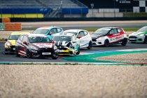Gamma Racing Day: Kenny Herremans, Tomas De Backer en FordStore Feyaerts verdelen de winst