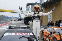 Lausitzring: Eerste DTM-pole voor Pascal Wehrlein