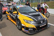 New Race Festival: Overtuigende zege van de Boutsen Ginion Racing Honda Civic in de long race