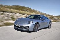 Porsche onthult nieuwe 911 in Los Angeles (+ Foto's)