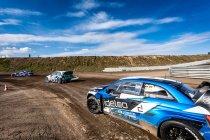Moeilijke seizoensopener voor Enzo Ide in RallyX Nordic
