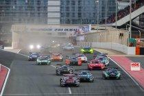 24H Dubai: Spectaculaire competitie in eerste uren