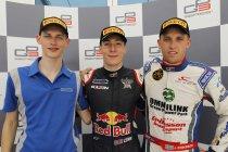 GP3 : Oostenrijk : Race 1 : Carlin behaalt de dubbel