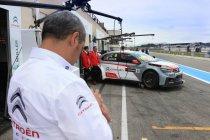 Le Castellet: José Maria Lopez gaat Sébastien Loeb vooraf in testsessie