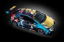 Tiago Monteiro ook in Zandvoort aan de start, met Honda Art Car