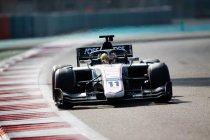 Abu Dhabi testdagen: Formule 2 neemt over