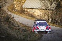 WRC: Evans met panache naar leiding