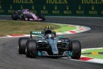 Italië: Bottas voor Hamilton in tweede vrije sessie – Vandoorne mooi zevende