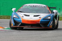 Monza: Lage Landen domineren verregende tweede race!