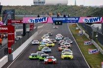 Zeven manches voor de ADAC GT Masters in 2022