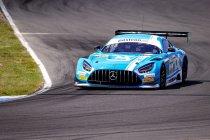 Lausitzring: Zege Toksport WRT – Belgen buiten top 10