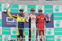 GP2: Maleisië: Stefano Coletti neemt revanche in de sprintrace