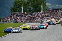 Red Bull Ring: Kirchhöfer/Pommer (Corvette) scoren derde zege