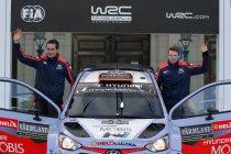 Kevin Abbring met vierde Hyundai in vier rally's