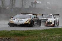 Jeroen Bleekemolen met GRT Lamborghini