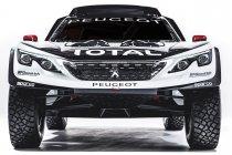 Peugeot haalt doek van Peugeot 3008 DKR (+ Foto's & video)
