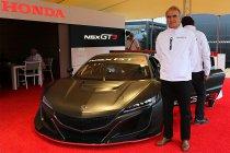 """William De Braekeleer: """"Zoeken klantenteam dat het potentieel van de NSX GT3 kan tonen"""""""