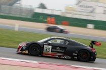 Misano: WRT Audi boven in natte eerste sessie