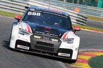 24H Dubai : Tom Boonen aan de start met TCR Audi