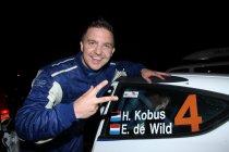 TAC Rally: Nederlander Kobus leidt met Ford Fiësta S2000