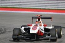GP3: Sochi: Ocon nadert op Ghiotto in de puntenstand