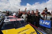 Tours: Elite 2: race 2: Denis Dupont wint opnieuw - Stienes Longin tweede
