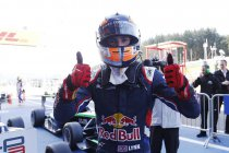 GP3: Spa: Race 2: Alex Lynn voor Richie Stanaway